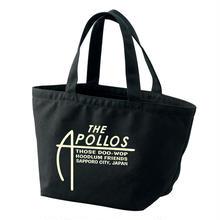 THE APOLLOS / A-LOGO トートバッグ・ミニ (ブラック)