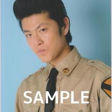 桐生大輔 / マルベル堂プロマイドB5大判台紙付 MD-02(大)
