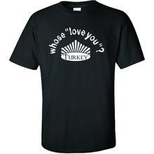 TURKEY / Whose Love You? Tee(ブラック)