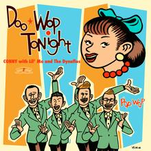 CONNY with Lil' Mo and The Dynaflos / Doo-Wop Tonight(GC-071)