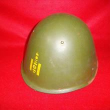 モンゴル軍   ヘルメット