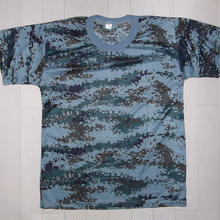 中国人民解放軍07式迷彩Tシャツ