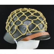 【複製品】WW2ドイツ軍ヘルメット用偽装網