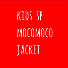 kids Sp mocomoco jacket