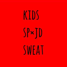 kids Sp×JD  sweat