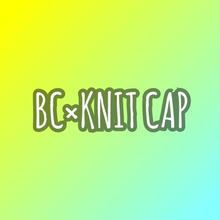 BC×KNIT CAP