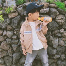 kids NYLON jacket