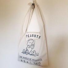 PEANUTS  CLOTH  BAG