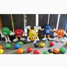 M&M's フィギュア5P set