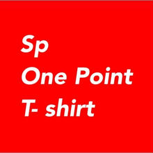 Sp  One  Point  T- shirt