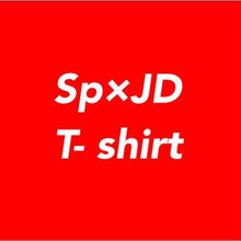 Sp×JD  T- shirt