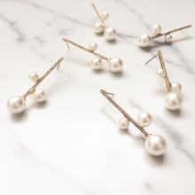 【Pearl grape】ピアス