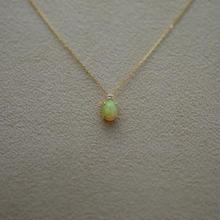 Opal&Diamond Petit Necklace