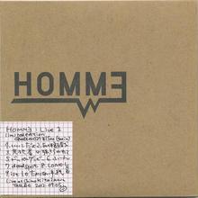 HOMMヨ Live 1 (限定盤)
