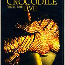 山口冨士夫  at CROCODILE LIVE 2008/11/08 (DVD)
