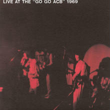 THE DYNAMITES  LIVE AT THE 'GO GO ACB' 1969 (製造中止)