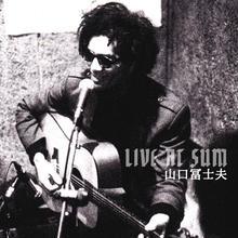 山口冨士夫 LIVE AT SUM(2CD) 初回限定特典付