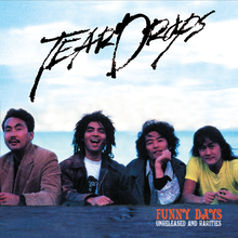 TEARDROPS FUNNY DAYS<UNRELEASED AND RARITIES>