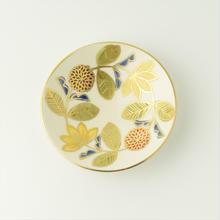 豆皿 花つなぎ/Craft Studio Karakusa  飯野夏実