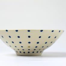 平めし碗 豆絞り/中川ひかり