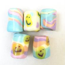 ❁ハッピードレッドビーズ❁(pastel smile)