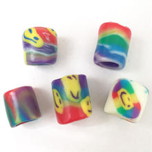 ❁ハッピードレッドビーズ❁(rainbow smile❷)