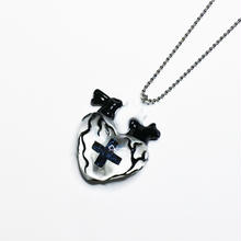 メディカルハート心臓ネックレス(チェーン60cm)