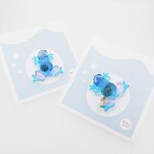 kaeruピアス/イヤリング(片耳) 透明  ミックス