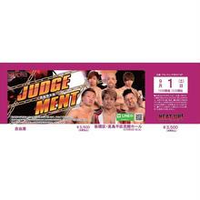 【HEAT-UP】9.1高島平大会前売チケット【全席自由】