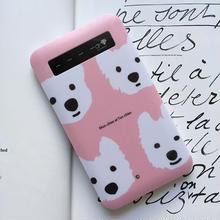 インジケーター付き/モバイルバッテリー・ベーシック  Pink&PepperMint&LightGray