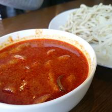『ファイヤー頂つけ麺』【麺1玉210g】