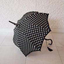 ドット日傘