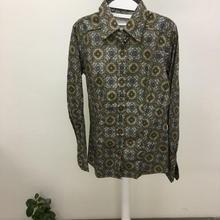 ETRO. cotton 長袖シャツ