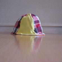 リメイクリバーシブル6P帽子