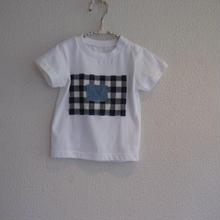 オリジナルパッチワークTシャツ