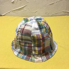 オリジナルリメイクリバーシブル6P帽子