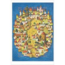 ポストカード 世界の童話集第3巻 表紙(pl_8163)