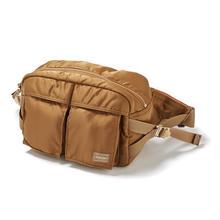 BAL/PORTER FLIGHT NYLON WAIST BAG
