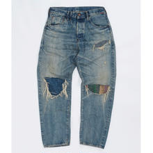 NM-5P01-HRW18 / TYPE-α BASIC TAPERED JEANS