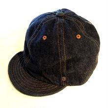 DENIM BALL CAP