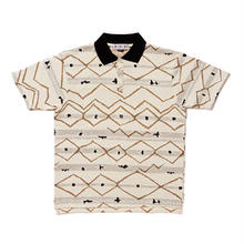Primitive Striped Polo