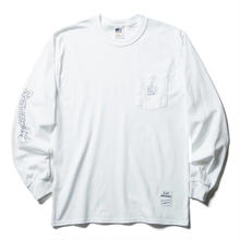 L/S PKT TEE NO BAD DAYS