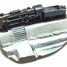 08.蒸気機関車C62-2号 (スワローエンゼル)雪景色ver  シークレット