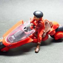 「アキラ」金田とバイク