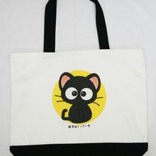 黒猫りっちー君トートバッグ