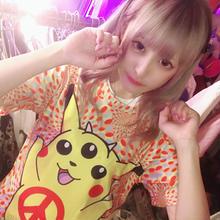 サイケ奇形モンスターTシャツ/select