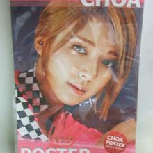 【中古】 AOA チョア&ヘジョン 12カットポスターセット 1607-112SK