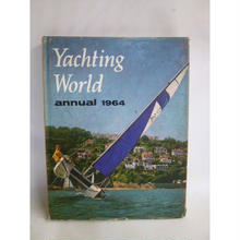 【中古】 yachting world annual 1964     185-178SK