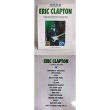 【中古】【ギタースコア】 [代引不可]   エリック・クラプトン シンコーミュージック  5875SK