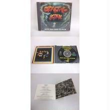 【中古】【ゆうパケット発送】 [CD] NOT ON THE CLOCK / CRYSTAL ROXX 2993SK